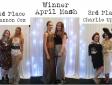 1st 2nd 3rd Place Winners