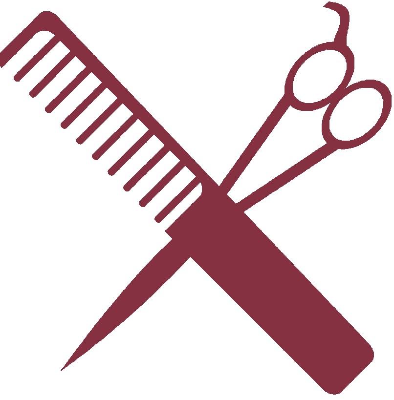 Comb & Scissors